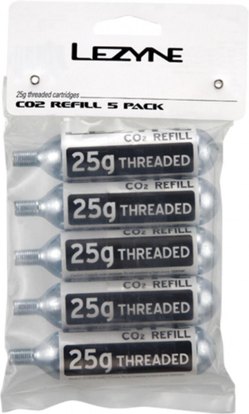 Lezyne CO2 Replacement Cartridge (25g)