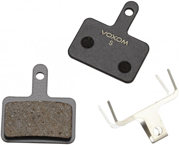 Voxom Disc brake pads Bsc2 for Shimano Deore, Nexwave and other