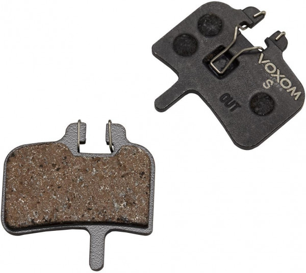 Voxom Disc brake pads Bsc10 for Hayes HFX-Mag/9/MX1mech. Promax DX0 si