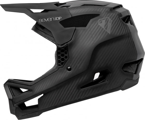 7iDP Project 23 Fullface Carbon Helm
