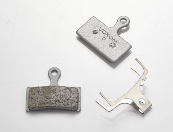 Voxom Disc brake pads Bsc27 OR for Shimano hydraulic brakes
