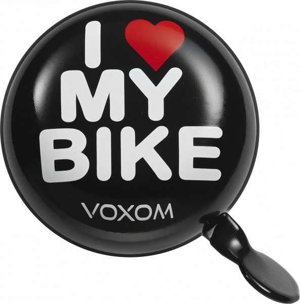 Voxom Voxom I love my Bike Bell KL17