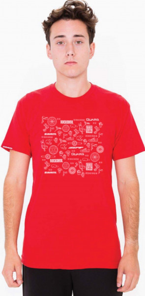 SRAM T-Shirt All Brands