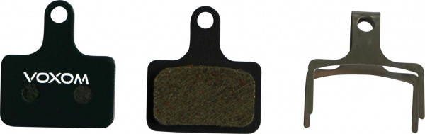 Voxom E-Bike Disc Brake Pads Bsc25