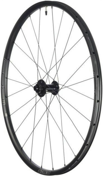 Stan's NoTubes Wheel ZTR Grail Team CB7 28""